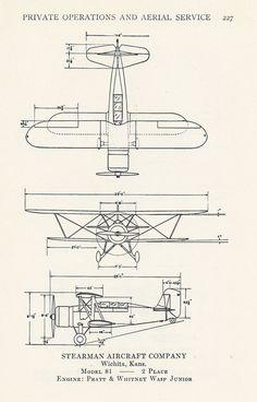 Vintage Military Airplane Airplane Print by VintageButtercup