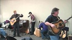 Video: Hippie Cabbage Concert at the Williamson County Public Library