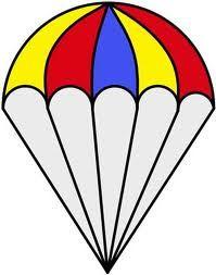parachute drawing - Google Search