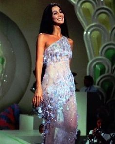 look Cher Show Opening number Indie Outfits, Indie Clothes, 70s Fashion, Vintage Fashion, Gypsy Fashion, Fashion Site, Fashion Black, Street Fashion, Trendy Fashion