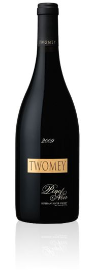 Pinot Noir 2008 by Twomey - all my girls loved this!