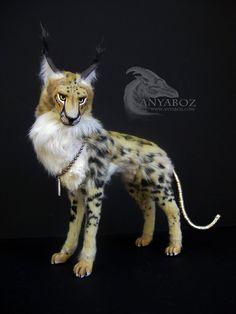 Dodge the Cheetah Room Guardian by AnyaBoz on DeviantArt