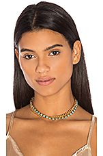 Shop for Elizabeth Cole Double Layer Chain Choker in Turquoise & Gold at REVOLVE. Layered Chains, Top Designer Brands, Revolve Clothing, Designing Women, Fashion Accessories, Fine Jewelry, Layers, Chokers, Jewelry Design