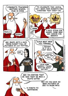 10 points to Dumbledore<<<< I am in complete bewilderment as professor Mcgonagall