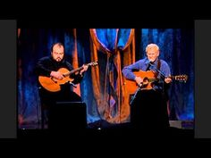 ▶ THE THREE PICKERS (Earl Scruggs, Doc Watson, Ricky Skaggs) - PART 1/5 - YouTube