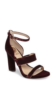 rewardStyle Robeka Sandal velvet heels