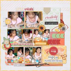Layout using Makers Gonna Make GGI Collection by JB Studio that is now on sale as a Bundle or in separate packs for only $1/pack for a very limited time. Template is from Life Pages 3 Templates also available in her stores.