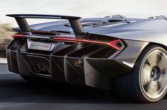 ランボルギーニ チェンテナリオ ロードスター Lamborghini Centenario Roadster