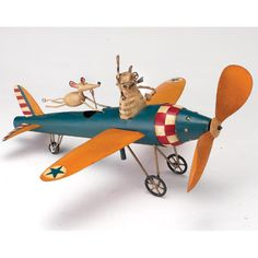 Cat and Mouse Whirligig - Sporty's Wright Bros