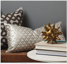 Bronze Urchin Object