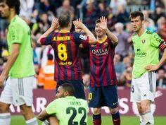 Ousmane Dembele reveals two heroes at Barcelona #Barcelona #Football #306445