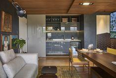 Decoração de: Cozinha; cozinha integrada; Casa de Valentina