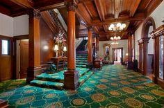 victorian interior architecture - Google Search