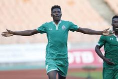 Olunga's brawny strike at 71' completely silenced noisy Tusker Coach Kimanzi | Urban.KE