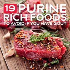 If you're looking to reduce your production of uric acid, you'll want to specifically limit foods that are high in purines. This is because these foods will cause your body to produce more uric acid, which in turn could lead to another gout attack. Talking with your doctor about the best way to treat and …