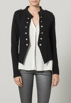 ONLY - ANETTE - Sweatjacke - black
