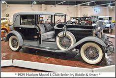 1929 Hudson Club Sedan | Flickr - Photo Sharing!