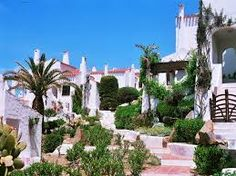 Playas de Fornells, Menorca, Spain
