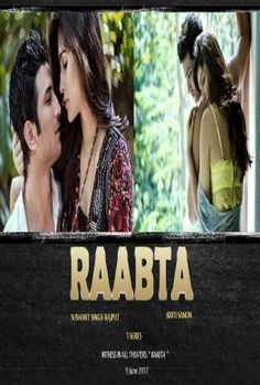 Raabta Official Trailer:Presenting the official trailer of romantic film Raabta featuring Sushant Singh Rajput, Kriti Sanon and Jim Sarbh in lead roles. Movies 2017 Download, Bollywood Movies 2017, The Last Olympian, Hd Movies, Movies Free, Action Movies, Romantic Films, Indian Movies, Musica