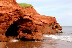 North shore of Prince Edward Island. Anne of Green Gables, anyone? Prince Edward Island, Vacation Places, Vacation Trips, Beautiful Islands, Beautiful Places, Places Around The World, Around The Worlds, Pictures Of Prince, Atlantic Canada