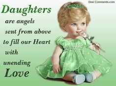 Happy Daughters Day, Teenage Daughters, My Daughter Quotes, Mom Daughter, Strong Marriage, Marriage And Family, Love My Kids, Cute Kids, Beautiful Young Lady
