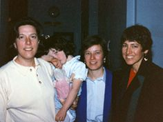 In GLAD's 1993 case, Adoption of Susan and a companion case, Adoption of Tammy, the Massachusetts Supreme Judicial Court ruled that the unmarried partner of a child's biological parent can adopt the child and become a second legal parent without the biological parent giving up his or her rights. The Plaintiff couple had been together for 13 years when in 1989 Maureen gave birth to their daughter Kate.