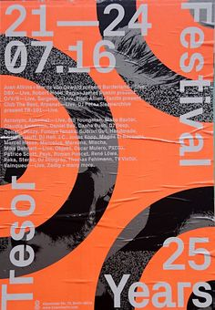 Creative Posters, Years, Tresor, and Festival image ideas & inspiration on Designspiration Game Design, Web Design, Graphic Design Layouts, Graphic Design Posters, Graphic Design Typography, Graphic Design Illustration, Graphic Design Inspiration, Layout Design, Poster Layout