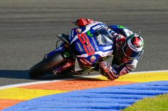 Signature sign off: Lorenzo's final masterpiece in blue