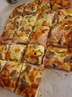 Cookbook Recipes, Cooking Recipes, Pizza Tarts, Greek Pita, The Kitchen Food Network, Food Gallery, Fun Cooking, Greek Recipes, Food Lists