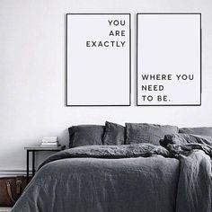 Vous êtes exactement là où vous devez être - Printable Art ---COMMENT--- Il suffit de télécharger vos fichiers & les imprimer à style et décorer votre maison ou bureau ! Vous pouvez imprimer ce à la maison, chez un imprimeur ou en ligne à travers une société de service d'impression.
