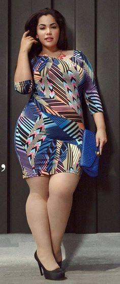 """thick❤     """"if you follow my curvy girl's fall/winter closet, make sure to follow my curvy girl's spring/summer closet.""""   http://pinterest.com/blessedmommyd/curvy-girls-springsummer-closet/pins/"""