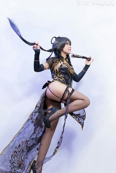 Miyuki cosplay ❤ First photo of the Lunar New Year series. H Cosplay, Steampunk Cosplay, Cosplay Outfits, Cosplay Girls, Cosplay Style, Anime Costumes, Movie Costumes, Cosplay Costumes, Larp