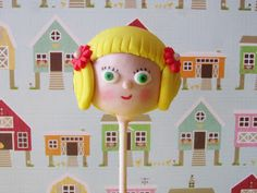 Postreadicción galletas decoradas, cupcakes y pops: Pops