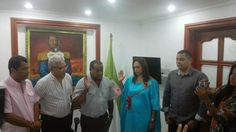 Hoy   es  Noticia: Nueva Secretaria de Asuntos Indígenas :: Rosita Es...