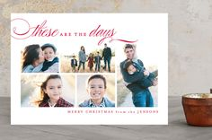 These Days by Kristie Kern at minted.com