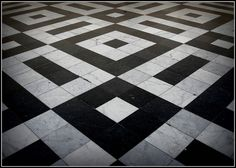 Marble Courtyard