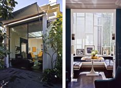 World of Interiors present the home of Charlotte Gainsbourg and Yvan Attal