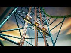 Zumanjaro Drop of Doom Teaser Video Six Flags Great Adventure - Are you freaking kidding me?