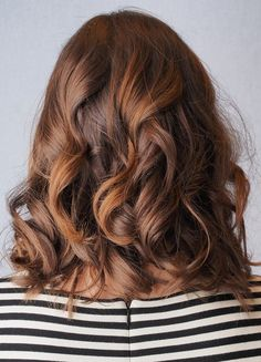 Medium length waves #TheBeautyBoard #Sephora #prom #prombeauty #hair #hairstyles