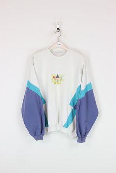 5044b12ed53a8 21 Best Vintage Adidas Sweatshirt images   Vintage adidas, Vintage ...