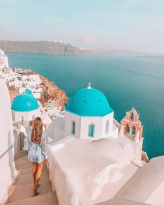 Santorini Greece with Lucy Tranos Greece Photography, Travel Photography, Greece Girl, Santorini Greece, Mykonos, Santorini Travel, Photos Voyages, Journey, Amazing Adventures