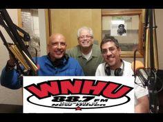 Entrevista, Pedro Gonzalez, WNHU, 88.7, New Haven, CT, Felix Garcia y Rob Fernandez