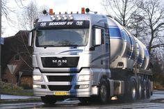Berkhof Bv : Ontwerp en Realisatie van truckdesign
