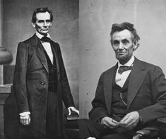 These recently released photos show Abe Lincoln like you've never seen him before - History 101 American Revolutionary War, American Civil War, American History, Inaugural Speech, Battle Of Antietam, Gettysburg Address, Research Images, Kate Jackson, Johnny Carson