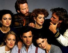 Thirtysomething! (I watched it even when I wasn't thirty!)