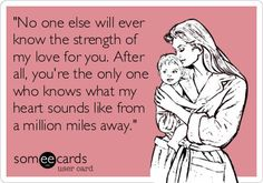 Perfect for the mom via adoption or surrogacy.  Courtesy of Leilani Writer.
