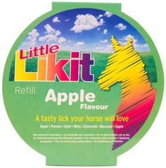 Little Likit Horse Treat Refill Apple - Item # 42729