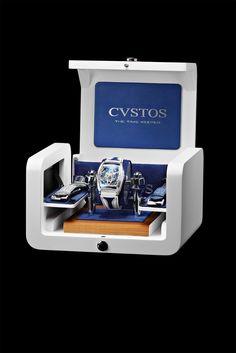 Novas caixas da Cvstos em duas gamas de relógios | Chronos do Tempo