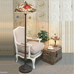 Lámpara de pie Tiffany: http://www.iluminika.com/Tiffany-Lampara-de-pie-Tiffany-YT26-FBB75.html