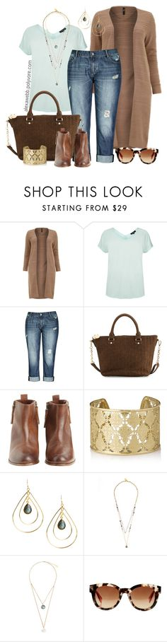 """""""Plus Size - Mint & Mink"""" by alexawebb ❤ liked on Polyvore featuring Neiman Marcus, Hoss Intropia, Shyla, Feather & Stone, Fendi, outfit, plus and size"""